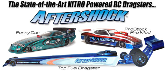 RC Dragster Kits